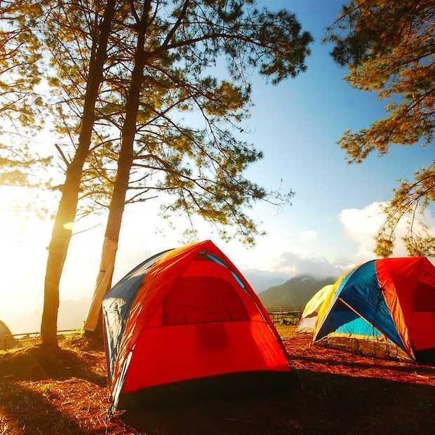 Een tent in je achtertuin verhuren voor 900 dollar per maand?