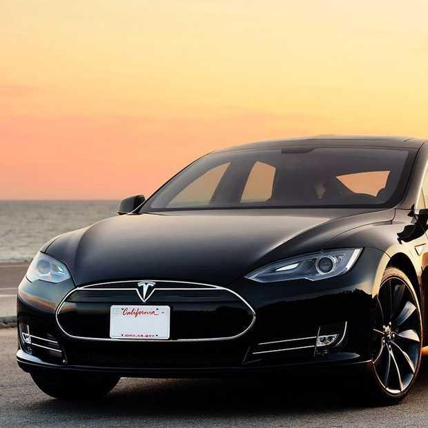 Tesla Model S 85D krijgt 'Ludicrous-mode'