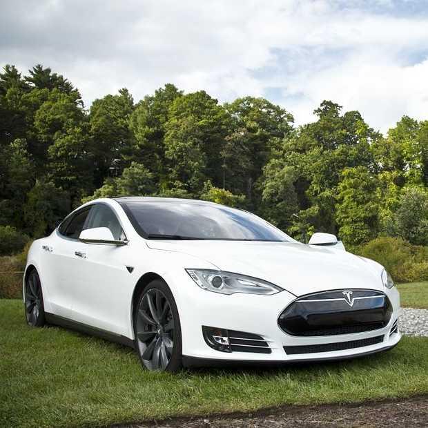 Tesla 3 heeft een belangrijk veiligheidslabel gekregen