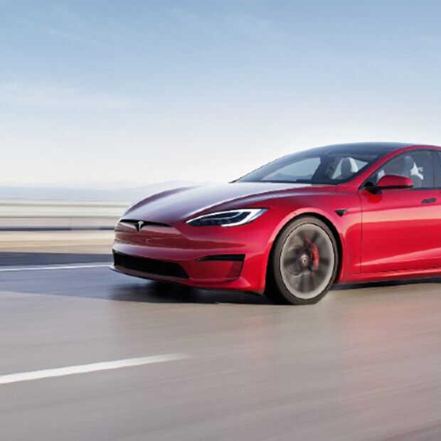 Tesla's Model S Plaid is uit: sneller dan de meeste supercars