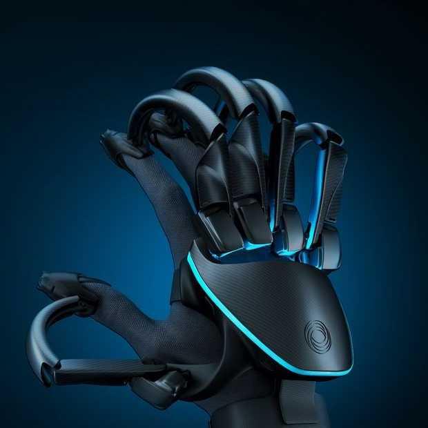 Voel virtuele objecten alsof je ze echt aanraakt met Teslasuit Gloves