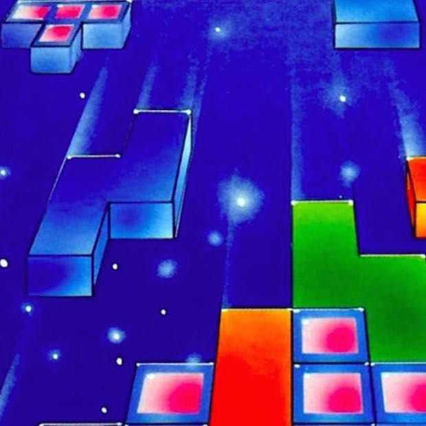 Tetris spelen is goed voor je hersenen
