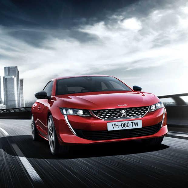 Dit is de nieuwe Peugeot 508