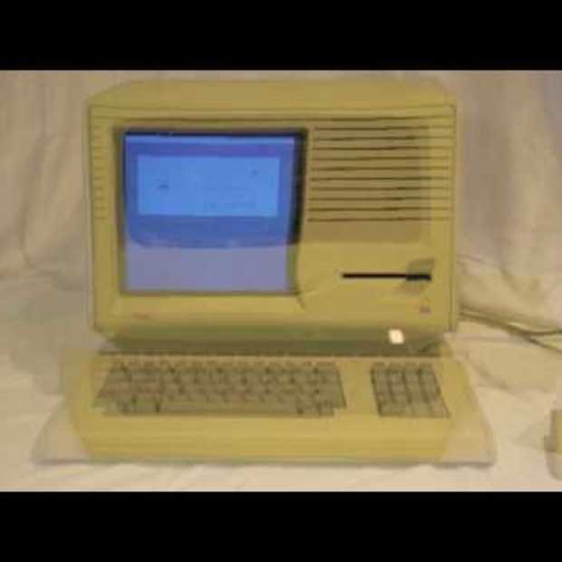 Apple museum: 30 jaar in 2 minuten