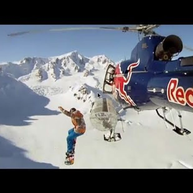 The Art of FLIGHT - snowboarding film trailer