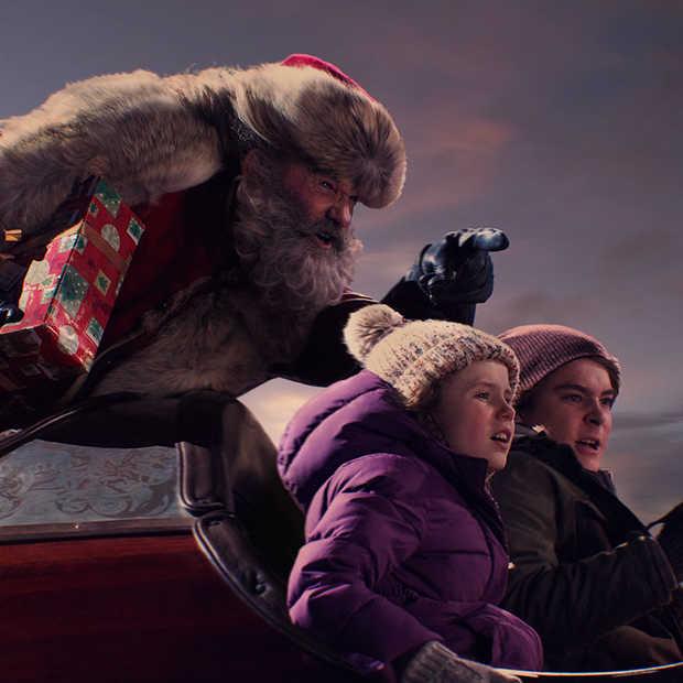 Dit kijk je tijdens Kerst allemaal op Netflix