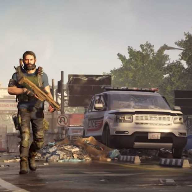 Dit is de officiële Division 2 launch trailer