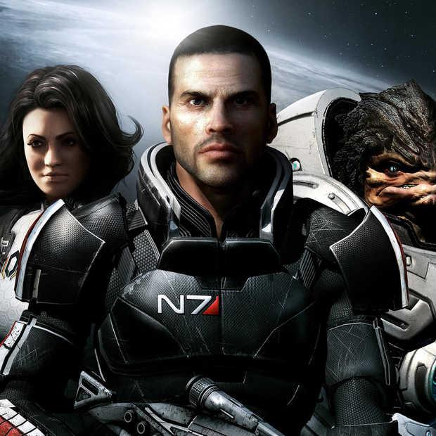The Elder Scrolls V versus Mass Effect 3