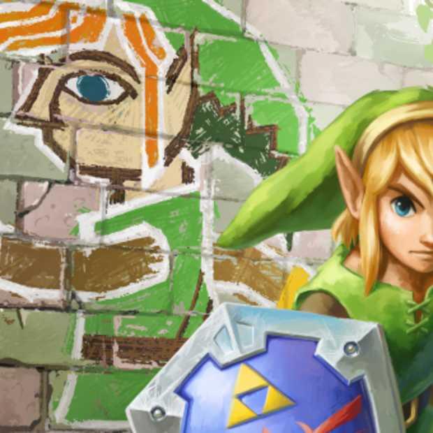 The Legend of Zelda: a Link Between Worlds is de mooiste nostalgietrip ooit