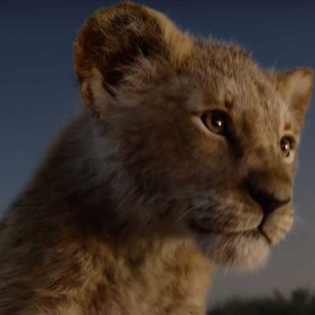 Remake van The Lion King vanaf deze week in de bioscoop