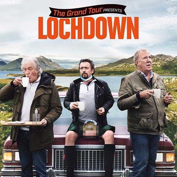 Sneak Peak van The Grand Tour: Lochdown