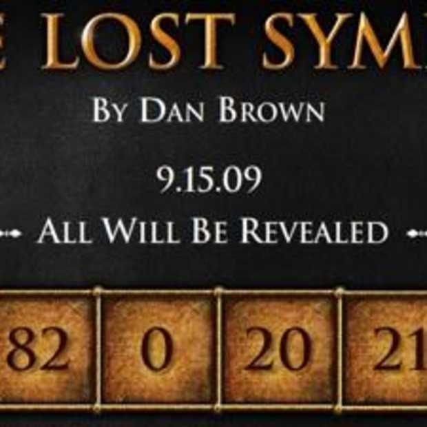 The Lost Symbol, Dan Brown goes Viral