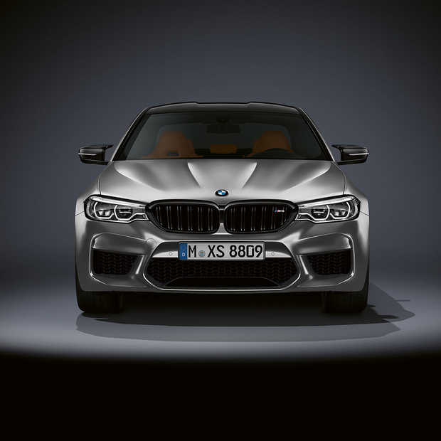 Dit is de nieuwe BMW M5 Competition