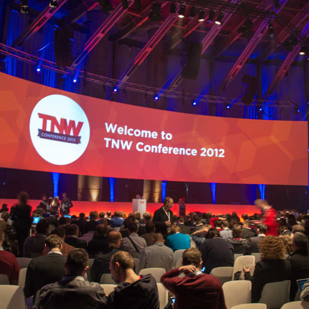 The Next Web in beeld #TNW2012