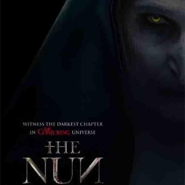 Eerste trailer: het angstaanjagende verhaal van The Nun