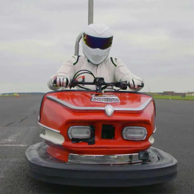 Botsauto met 100pk verbreekt record!