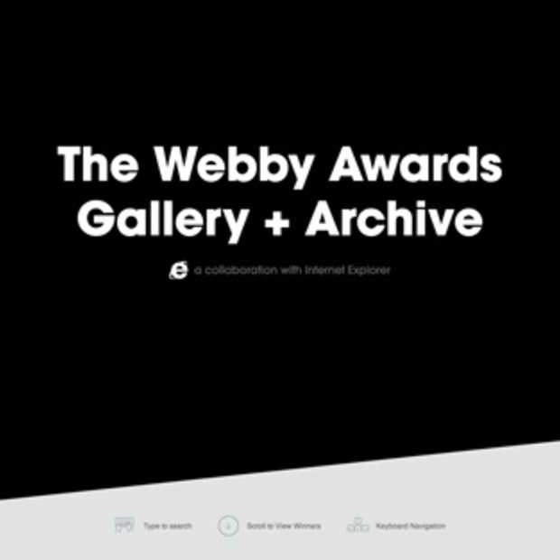 The Webby Awards vieren 16 jaar internet