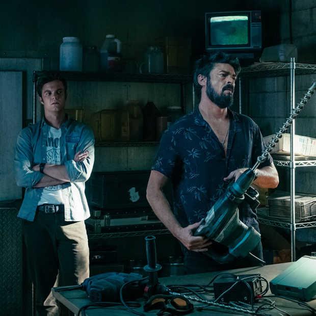 Nieuwe trailer voor Amazon Original serie The Boys