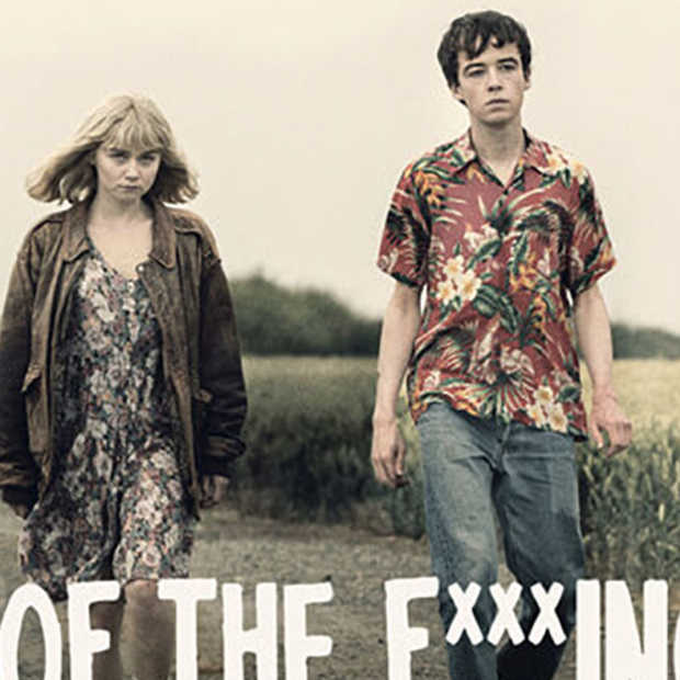 Netflix kondigt een tweede seizoen aan van 'The End of the F**king World'