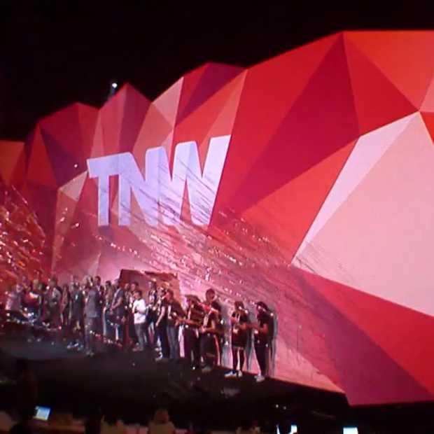 TNW Conference eert tech veteranen met de Lifetime Achievement Award
