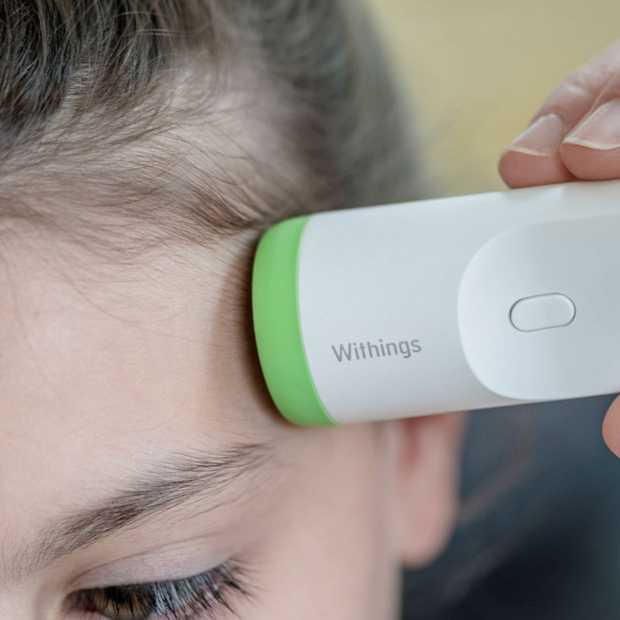 Thermo, de eerste thermometer met Wi-Fi bedacht door Nokia