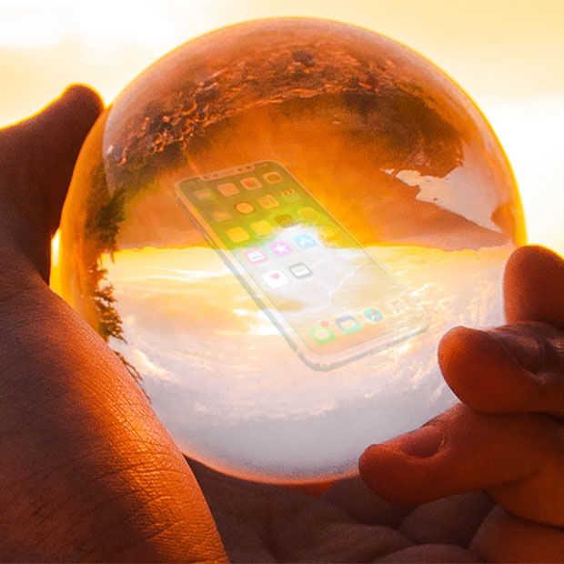 Vijf smartphones die worden verwacht in 2020