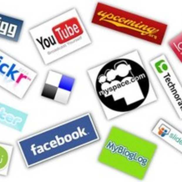 Tijd die we doorbrengen op ondermeer Facebook en Pinterest neemt toe [Infographic]