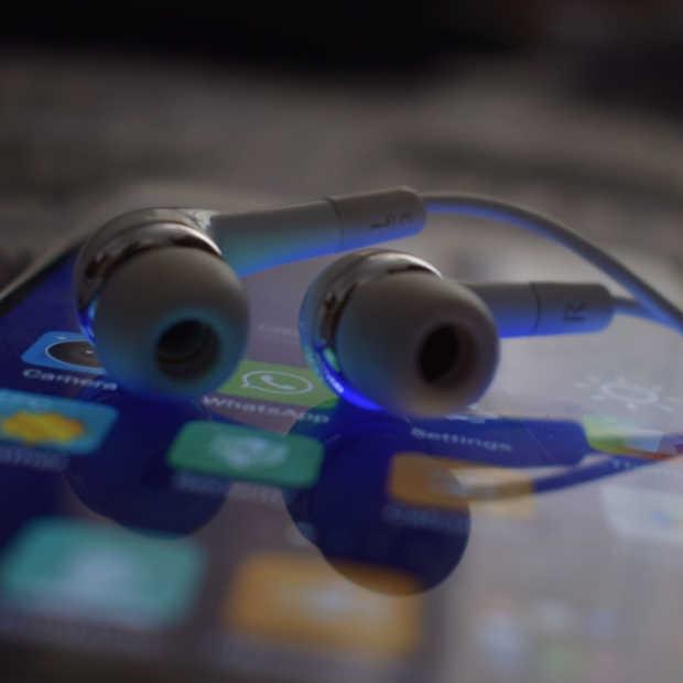 Muziek op je smartphone is in 2020 niet langer alleen om naar te luisteren
