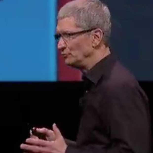 Tim Cook maakt excuses voor Apple Maps