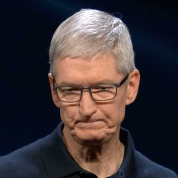 Tim Cook: privacy is mensenrecht en Apple wil je data niet