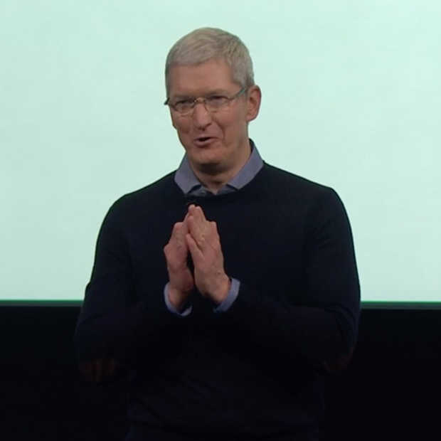 Apple Special Event: 4-inch iPhone SE en meer!