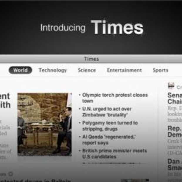 Times maakt RSS leuker