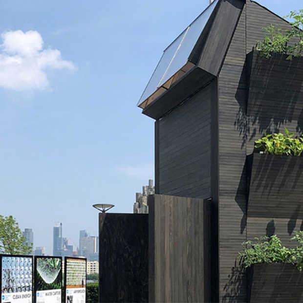 Een eco-tiny house: milieuvriendelijk