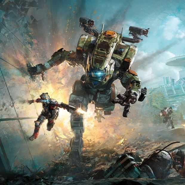 Titanfall 2: de beste shooter van 2016