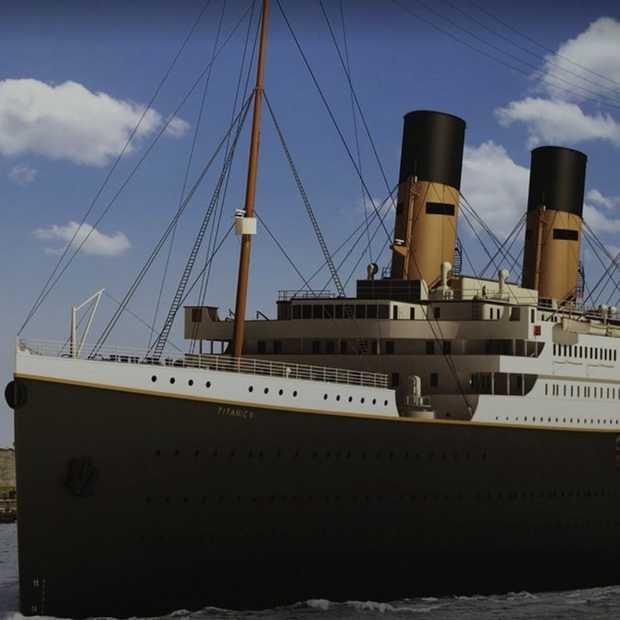 In 2022 met de Titanic naar New York