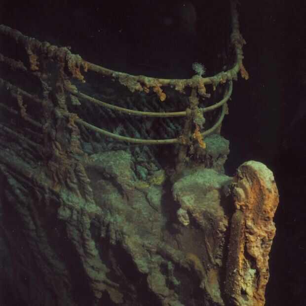 De nacht van 14 op 15 april 1912 was de nacht van de Titanic