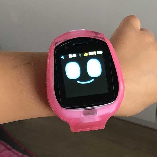 De Tobi Smartwatch is er voor kinderen vanaf 4 jaar