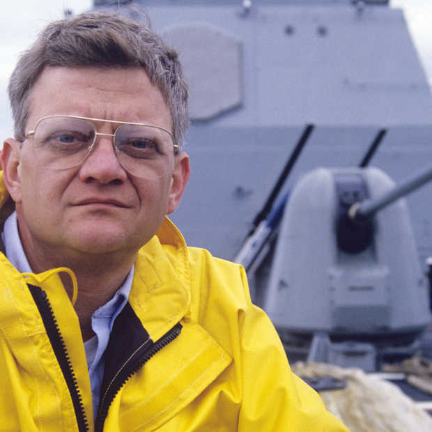 Tom Clancy overleden