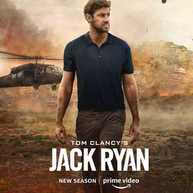 Tweede seizoen van Tom Clancy's Jack Ryan vanaf 1 november te zien