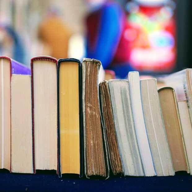 Geen officiële Boekenweek, wel een week vol boeken