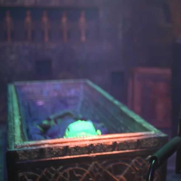 Tomb Raider Escape: echte sets, echt spektakel, echt spannend