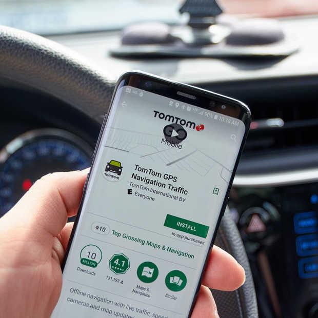 TomTom vervangt Google Maps voor Huawei
