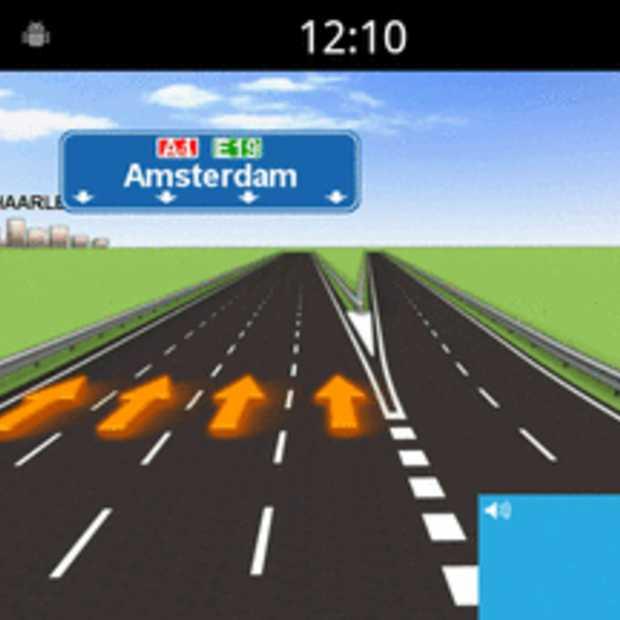 TomTom navigatie app voor Parrot systemen