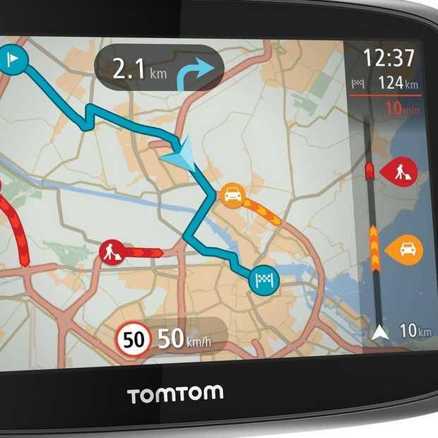 TomTom introduceert MyDrive