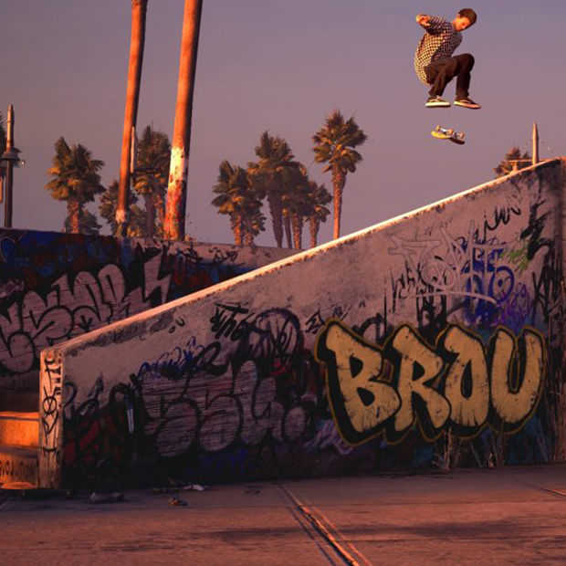​Tony Hawk's Pro Skater 1 & 2 komen terug in remaster