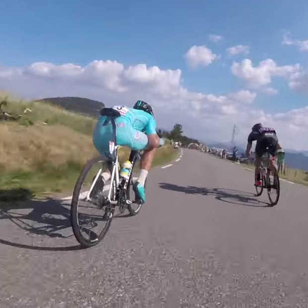 Must see videos: Tour de France door de ogen van de renners