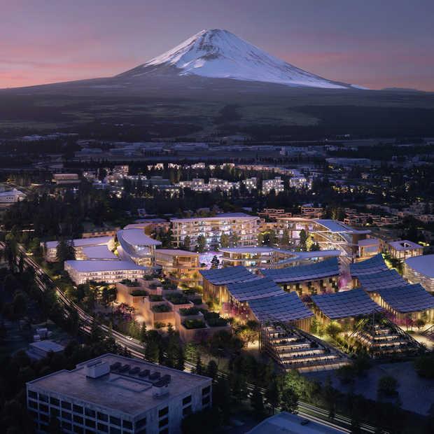 CES 2020: Toyota bouwt 'stad van de toekomst'