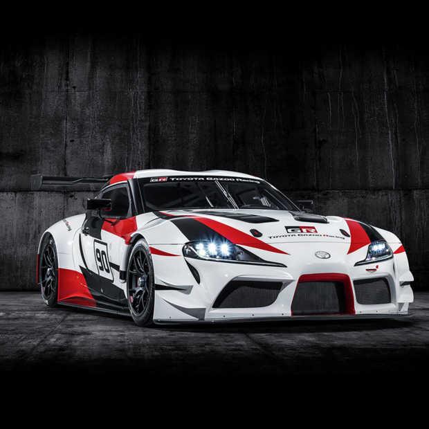 In Genève zien we de terugkeer van de Toyota Supra