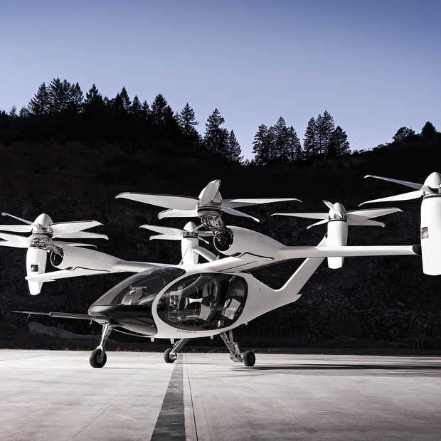 Toyota investeert honderden miljoenen in vliegende auto