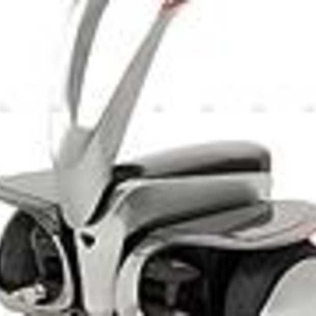 Toyota komt met Segway-kloon 'Winglet'